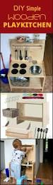 Wayfair Play Kitchen Sets by Best 10 Kids Wooden Play Kitchen Ideas On Pinterest Kids Wooden