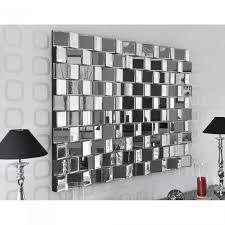 miroir à facettes relief design disco couleur m facettes