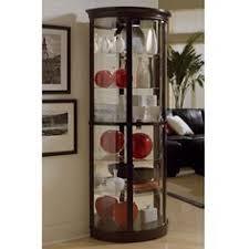 20852 corner curio cabinet pulaski home decor pinterest