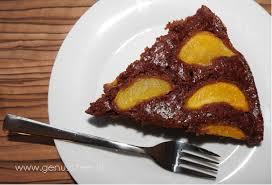 rezept pfirsich schoko kuchen
