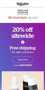 Ebates/Rakuten 20% Off Site-Wide At Paula's Choice Using ... Paulas Choice Skincare Lookfantastic Uk Ruths Attic Coupon Code Poway Hyundai Oil Change Paulas Choice 5pc Gift With Purchase Makeup Bonuses Choice 10 Off For Oily Acprone Skin Blushing Resist Ultralight Super Aioxidant Concentrate Serum 30ml Re Discussion Deals Th Beauty Insider Getting Into A Routine With Tripleaction Dark Spot Eraser 7 Percent Aha Lotion Kortingscode Paulas Glamriver Black Friday Coupon Codes