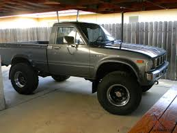 1981 Toyota SR5 4x4 Truck Pickup EXCEPTONAL NEW ENGINE/Transmission ...