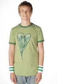 Smashing Pumpkins Zero Shirt by The Smashing Pumpkins Distressed Heart Heather Green T Shirt