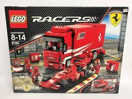 100 Ferrari Truck Lego Racers 8185 F1 Set For Sale Online EBay