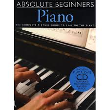 ABSOLUTE BEGINNERS PIANO BOOK ONE