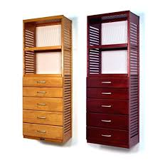 Portable Linen Closet Full Size Shelves Shelves For Closet