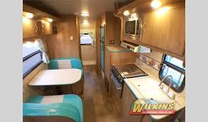 Riverside Retro Travel Trailer Interior Source Gulf Stream Vintage Cruiser Trailers Are Here Wilkins RV