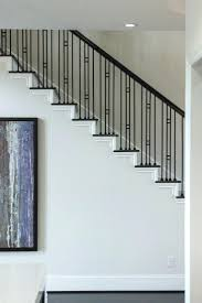 Banister Attachment How To Install A Wooden Handrail On Split ... Wrought Iron Stair Railings Interior Lomonacos Iron Concepts Wrought Porch Railing Ideas Popular Balcony Railings Modern Best 25 Railing Ideas On Pinterest Staircase Elegant Banisters 52 In Interior For House With Replace Banister Spindles Stair Rustic Doors Double Custom Door Demejico Fencing Residential Stainless Steel Cable In Baltimore Md Urbana Def What Is A On Staircase Rod Rod Porcelain Tile Google Search Home Incredible Handrail Design 1000 Images About