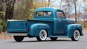 1951 Ford F1 Pickup | F92 | Kissimmee 2016 1951 Ford F1 Pickup F92 Kissimmee 2016 Classics For Sale On Autotrader This Stole The Thunder Of Every Modern Fseries Truck File1951 Five Star Cab 12763891075jpg Bangshiftcom Truck Might Look Like A Budget Beater Hot Rod Network Classic Car Show Travelfooddrinkcom 1948 Studio Martone Ford Mark Traffic