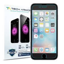 Amazon iPhone 6S Screen Protector Tech Armor High Definition
