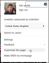 Connect social media channels on MSN Ask Dave Taylor