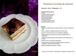 livre de recettes de cuisine gratuite livre de recettes gratuit la crème de marrons
