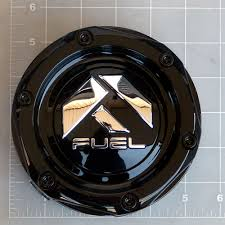 1003-50B / Fuel Gloss Black Snap-In Center Cap - Fuel Center Caps ...