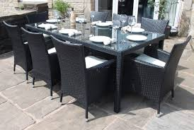 Rattan Dining Furniture Set| 8 Seater |Dining Table + 8 Chairs ... Decor Market Siesta Wicker Side Chairs Black Finish Hk Living Rattan Ding Chair Black Petite Lily Interiors Safavieh Honey Chair Set Of 2 Fox6000a Europa Malaga Steel Ding Pack Of Monte Carlo For 4 Hampton Bay Mix And Match Stackable Outdoor In Home Decators Collection Genie Grey Kubu 2x Cooma Fnitureokay Artiss Pe Bah3927bkx2 Bloomingville Lena Gray Caline Breeze Finnish Design Shop Portside 5pc Chairs 48 Table