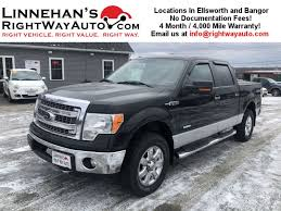 100 Bangor Truck Equipment 2013 Ford F150 XLT