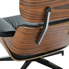 Details About Eames Lounge Chair Ottoman Genuine Top Grain Italian Leather  Black Brown Leather Eames 670 Rosewood Lounge Chair 2 Home Brazilian Sold 1970s Herman Miller Ottoman Details About Rare 1960s Lcm Mid Century Modern Classic Emes Style And 100 Top Genuine Black 60s Italian White In Early Special Order Green