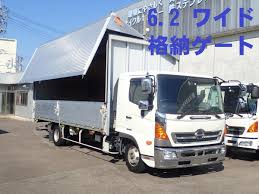 TRUCK-BANK.com - Japanese Used 11 Truck - HINO RANGER TKG-FD9JLAA ...