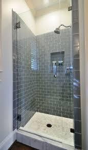 best 25 glass tile shower ideas on subway tile