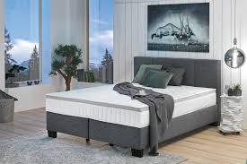 schlafzimmer einrichten boxspringbett caseconrad