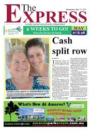 Sams Storage Sheds Mareeba by The Express Newspaper 13th May 2015 By Carlo Portella Issuu
