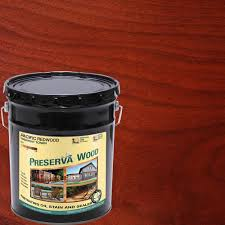 Thompsons Waterseal Deck Wash Msds by Behr Premium 5 Gal Deep Tint Base Solid Color Waterproofing Stain