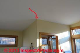 Ceiling Joist Spacing For Drywall by Drywall Cracks Cause U0026 Prevention Of Cracks In Plasterboard Or