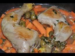 cuisine legere recette de cuisine légère poulet doré aux carottes fondantes et