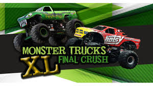 100 Monster Trucks Green Bay Truck XL Tour Ticket Giveaway 2019