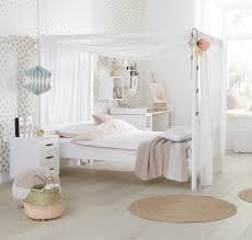 Four Poster Bed with Canopy 3 4 White for children in S A