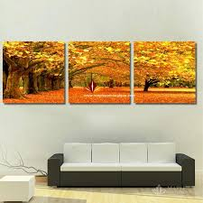 2017 canvas art painting modern canvas prints artwork of landscape