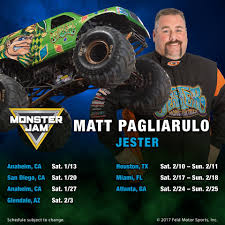 100 Monster Truck Show Miami Jester Posts Facebook