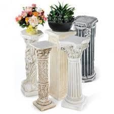 Wood Pedestal Plant Stand Foter