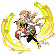 Sweet Voice Asuna My Fav Pics Pinterest Sword Art Sword Art