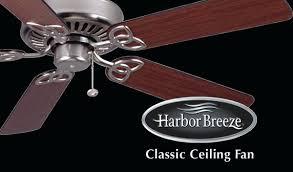 ceiling fan harbour breeze ceiling fan harbor breeze ceiling fan