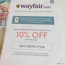 Promo Code For Wayfair.com : Google Vitamin Shoppe Wayfair Com Customer Reviews Where To Find Bed Bath And Coupon Code 20 Off Foremost Offer Up 65 Off Business Help Archives Suck Rock Roll Marathon Coupon Code San Antonio Mwave Free Shipping Cheapest Ford Ranger Lease Economist Subscription Discount Student Leekes Valleyvet Zenzedi 30mg Best Coupons Agaci Promo Hrimaging 2019 Madison Canada Off Home Decor Spectacular Coupons Inspiration As Mike Piazza Honda Service Steals Deals Abc