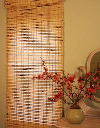 Roll Up Patio Shades Bamboo by Interior Get Your Window Covered With Solar Shades Lowes