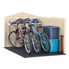 Lifetime Products Gable Storage Shed 7x7 by Amazon Com Rubbermaid Outdoor Slide Lid Storage Shed 96 Cu Ft