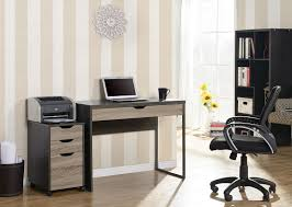 homestar 1 drawer laptop desk in reclaimed wood walmart canada