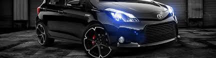 toyota yaris headlights aftermarket headlights replacement