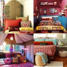 Boho Room Decor Ideas Ethnic Bedroom Bohemian Design