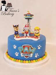 paw patrol cake paw partrol paw patrol torte paw patrol