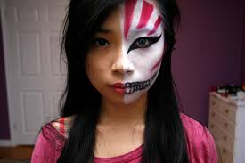 Purge Mask Halloween Spirit by C2 072top Quality Japan Kig Female Silicone Rubber Face Mask