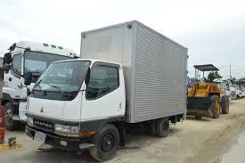 100 Surplus Trucks Japan Mitsubishi Canter Closed Van Mitsubishi