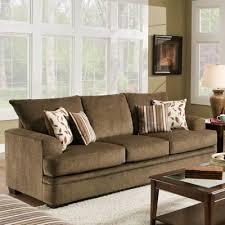 American Furniture Manufacturing Sofas 3653 Cornell Cocoa