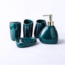 احتفال فهرس بدون فائدة badezimmer accessoires grün