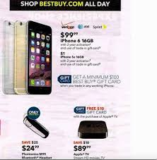 Best Buy Iphone 6 Deal Iphone News