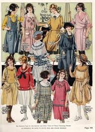1922 Older Girls Young Teenager Dresses