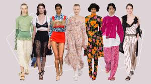 SS17 Fashion Trend Report The Best Womens Trends For Summer 2017