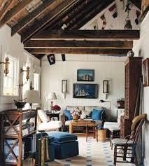 Rustic Nautical Living Room Decorating Ideas