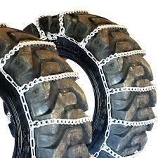 Titan Tractor Link Tire Chains Snow Ice Mud 10mm 41x14-20 | EBay